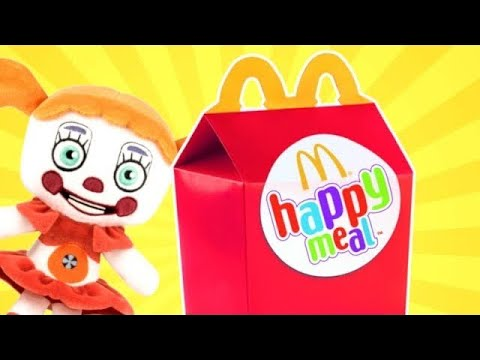 FNAF Plush - Baby's Happy Meal