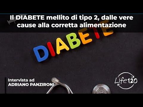 la vera causa del diabete mellito tipo 2