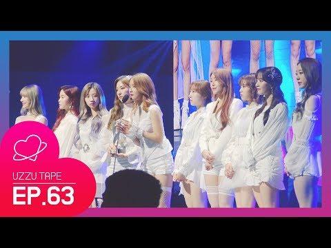 [UZZU TAPE] EP.63 우주소녀 IN SINGAPORE!! - Thời lượng: 19 phút.