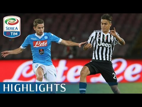 napoli-juventus 2-1 highlights 26/09/15