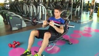 GYM IN 5 MINUTES - NGỰC 3