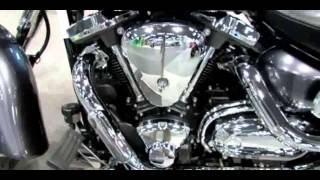 8. 2014 Yamaha Road Star Silverado S Walkaround