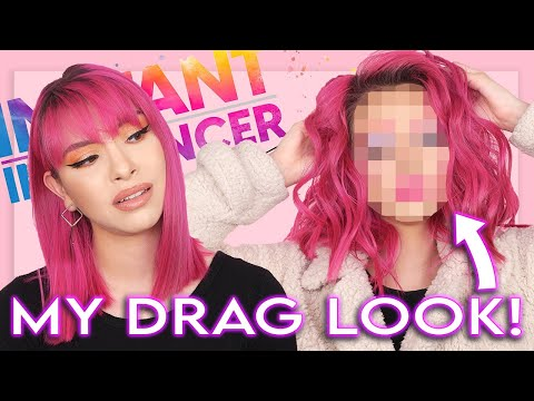 I REACT TO INSTANT INFLUENCER EP 2. WHILE DOING DRAG! | COLLAB WITH INDIGOTOHELL | CLICK AND DRAG