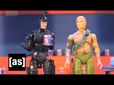 Our Newest Member, Calvin | Robot Chicken | Adult Swim