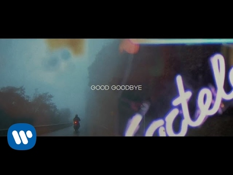 Good Goodbye Lyric Video [Feat. Pusha T & Stormzy]