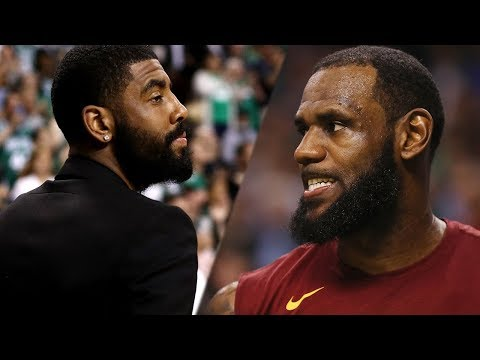 Cavs Use NSFW Language Calling Celtics THIEVES for Kyrie Trade
