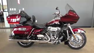 4. 956896   2011 Harley Davidson CVO Road Glide Ultra   FLTRUSE Used motorcycles for sale