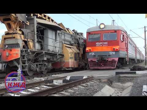 Крымская железная дорога - DomaVideo.Ru
