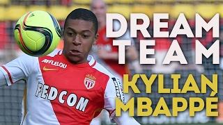 Au micro de Foot Mercato, le jeune attaquant français de l'AS Monaco Kylian Mbappé (18 ans) a donné son onze de rêve, avec...