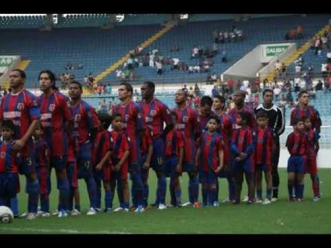 Monagas Sport Club Rumbo a la SUDAMERICANA 2012 - Guerreros Chaimas - Monagas