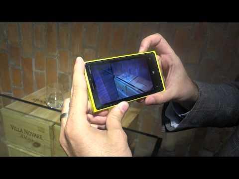 Nokia Lumia 920 z Windows Phone 8 - prezentacja wideo