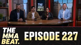 The MMA Beat: Episode 227 (Diaz vs. Pettis, Frankie Edgar's Title Shot, UFC Rochester Preview, More)