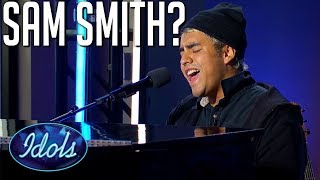 Video Judges Can't Believe His Voice on American Idol | Idols Global MP3, 3GP, MP4, WEBM, AVI, FLV Juni 2019