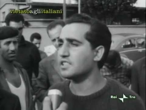 Vietato l'accesso agli italiani