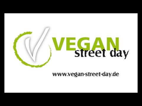 Vegan Street Day 2013 - Audio Trailer