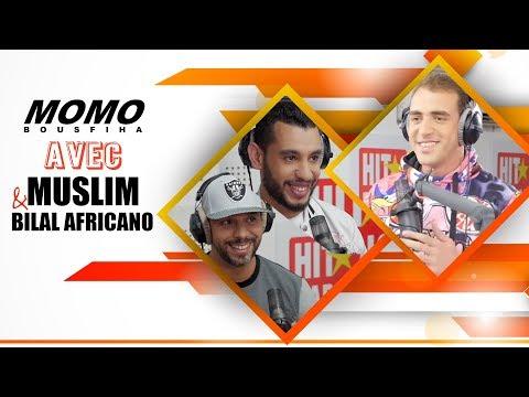 Muslim & Bilal africano avec Momo - (مسلم وبلال افريكانو مع مومو - (الحلقة الكاملة (видео)