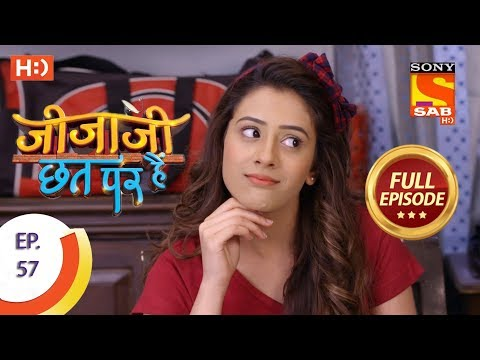 Jijaji Chhat Per Hai - Ep 57 - Full Episode - 28th March, 2018