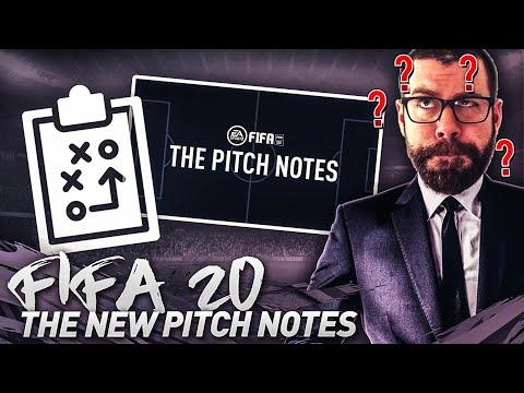 NICK28T LIVE REACTION To NEW PITCH NOTES - HUGE GAMEPLAY CHANGES FOR FIFA 20 ULTIMATE TEAM