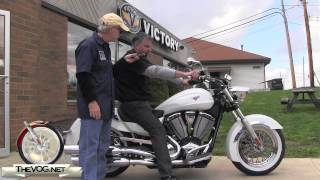 8. Victory Motorcycles - Witchdoctors Accessories and The Victory Boardwalk