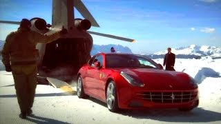 Trying The Ferrari FF: The Four Wheel Drive Ferrari - Fifth Gear by Fifth Gear