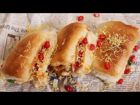 Dabeli | Popular Indian Street Food Recipe | Ruchi's Kitchen