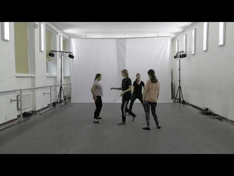 Щелкина В.Д. Элементы современного танца, направленные на парную работу и работу в группе с глухими