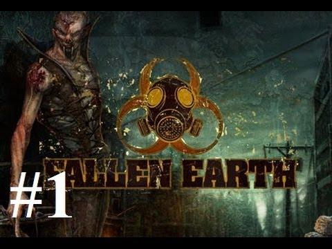 Fallen Earth Gameplay Walkthrough Part 1