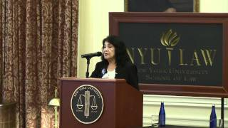 2010 Rose Sheinberg Scholar Lecture