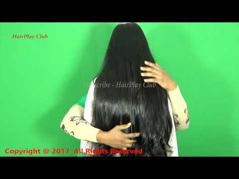 Long Hair Play By BF