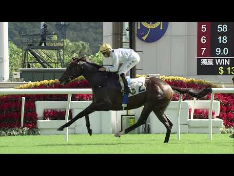 [Jockey Club Day 2020] Jockey Club Mile 2020 race replay