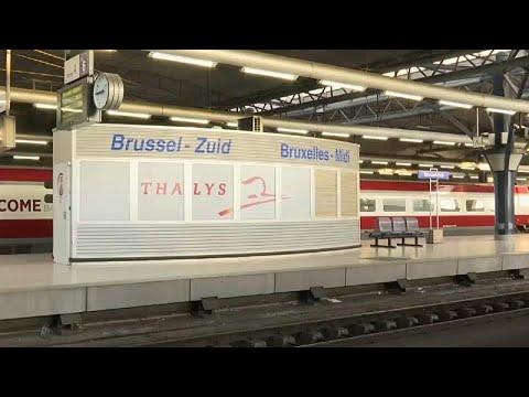 Παρέλυσε το Βέλγιο από τη γενική απεργία σε δημόσιο και ιδιωτικό τομέα…