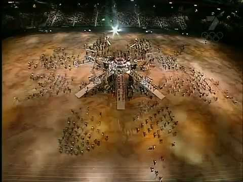 Tap Dogs / Sydney 2000 Olympic Opening Ceremony