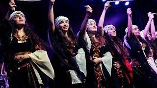 فعاليات اليوم الأول من مهرجان وادي الشعير الرابع 2015