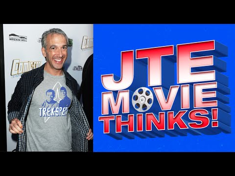 JTE Movie Thinks! – Ep #15. Scott Mantz