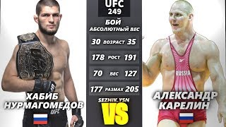 Video UFC БОЙ Хабиб Нурмагомедов vs Александр Карелин (com.vs com.) MP3, 3GP, MP4, WEBM, AVI, FLV Juni 2019