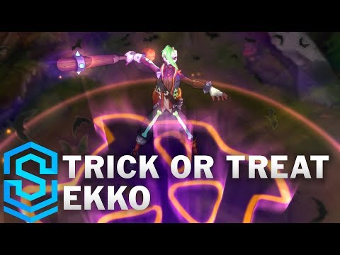 Ekko Bí Ngô - Trick or Treat Ekko