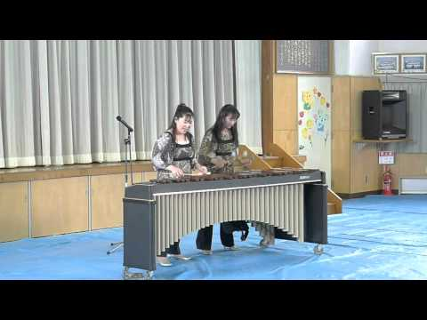 さんぽ(となりのトトロ)   Sanpo(Tonari no Totoro)