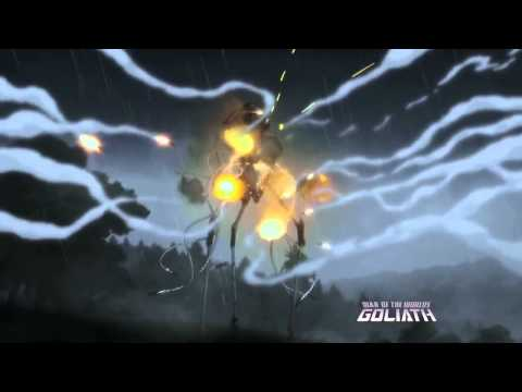 War of the Worlds: Goliath Official Trailer (2014)