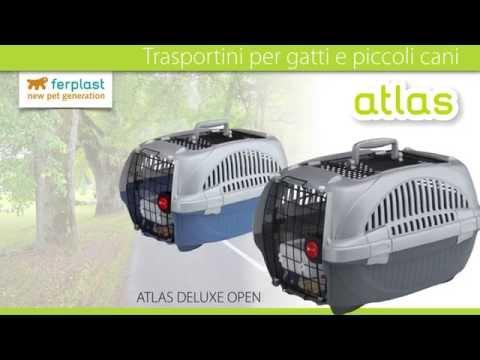 Ferplast ATLAS - Trasportini per cani e gatti