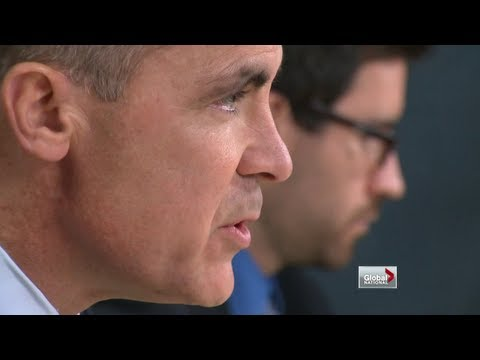 governor of bank of england - Mon, Nov 26: Bank of Canada governor Mark Carney is about to become the Bank of England's governor. Shirlee Engel reports, and Sean Mallen has reaction from ...
