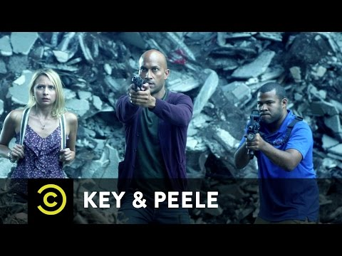Collection - Key And Peele go Sci-fi