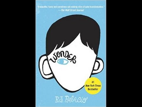 Sarah S Blog Wonder By R J Palacio Response To August Auggie