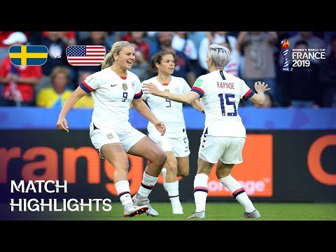 Sweden v USA - FIFA Women's World Cup France 2019™