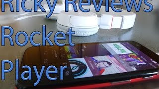 Rocket Music Player – video review