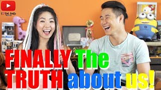 Video The TRUTH About US! | Audrey And Eden QNA (Part 2) | Eden Ang MP3, 3GP, MP4, WEBM, AVI, FLV November 2018