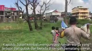 Video MASYA ALLAH ! Kapolda Umar Sang Penyayang orang yang lemah MP3, 3GP, MP4, WEBM, AVI, FLV Oktober 2018