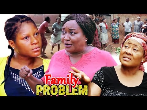 Family Problem Season 1&2 (Ngozi Ezeonu & Ebere Okaro ) - 2019 Latest Nigerian Nollywood Movie