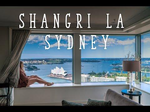 SHANGRI LA SYDNEY ROYAL SUITE TOUR
