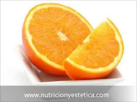 Alimentos que rejuvenecen. Nutrición Estética