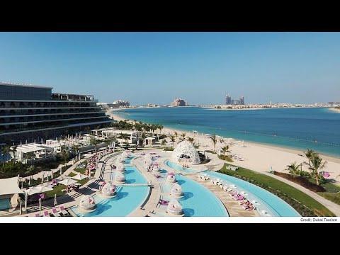 Dubai: Mittelklassehotels auch fürs kleinere Porte- ...